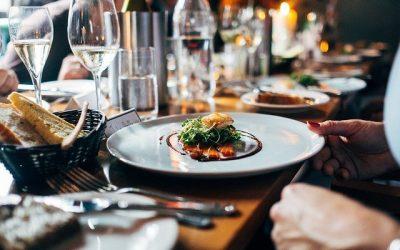 Homepage für Restaurants